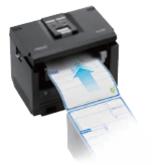 佐藤SATO CW408热敏条码打印机自动拾纸