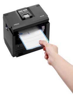 佐藤SATO CW408热敏条码打印机单张拾纸