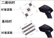 Denso GT10Q二维扫描枪精确扫描模式