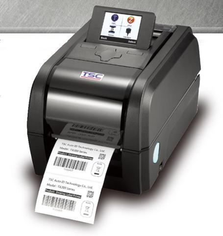 TSC TX600工业级条码打印机